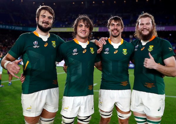 The War Room: Springbok tight five depth to crush Lions