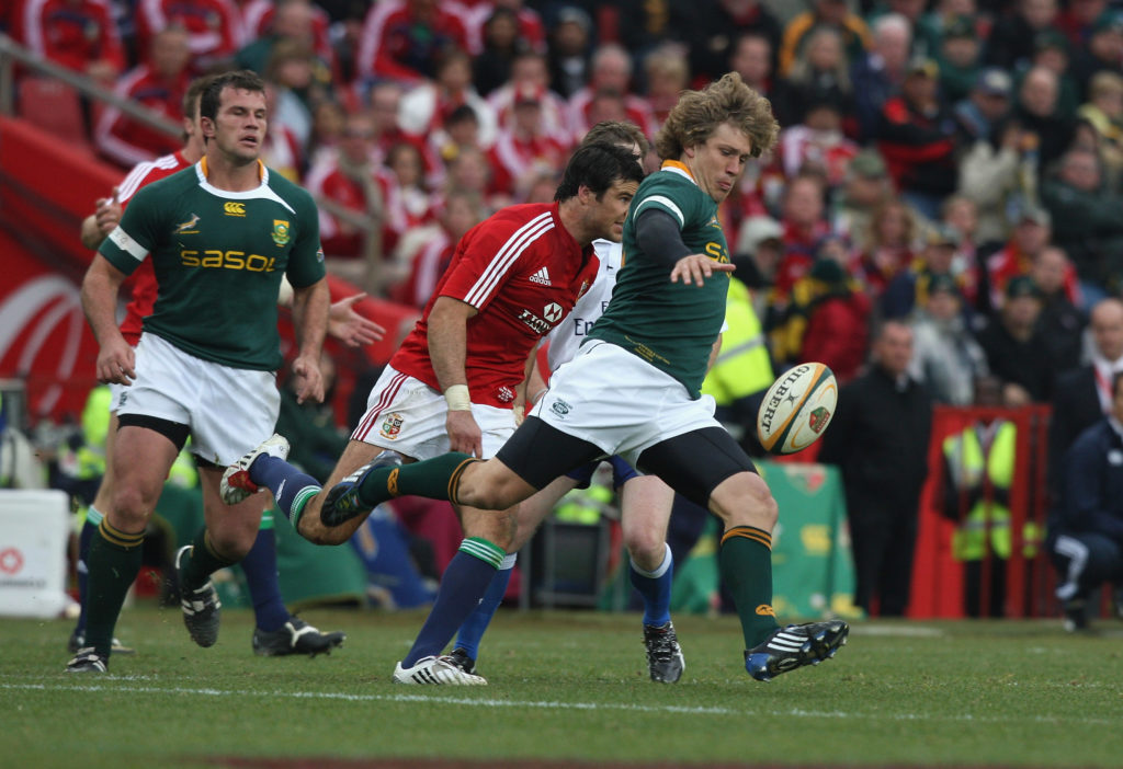 Why Springboks must be favourites to whip Lions