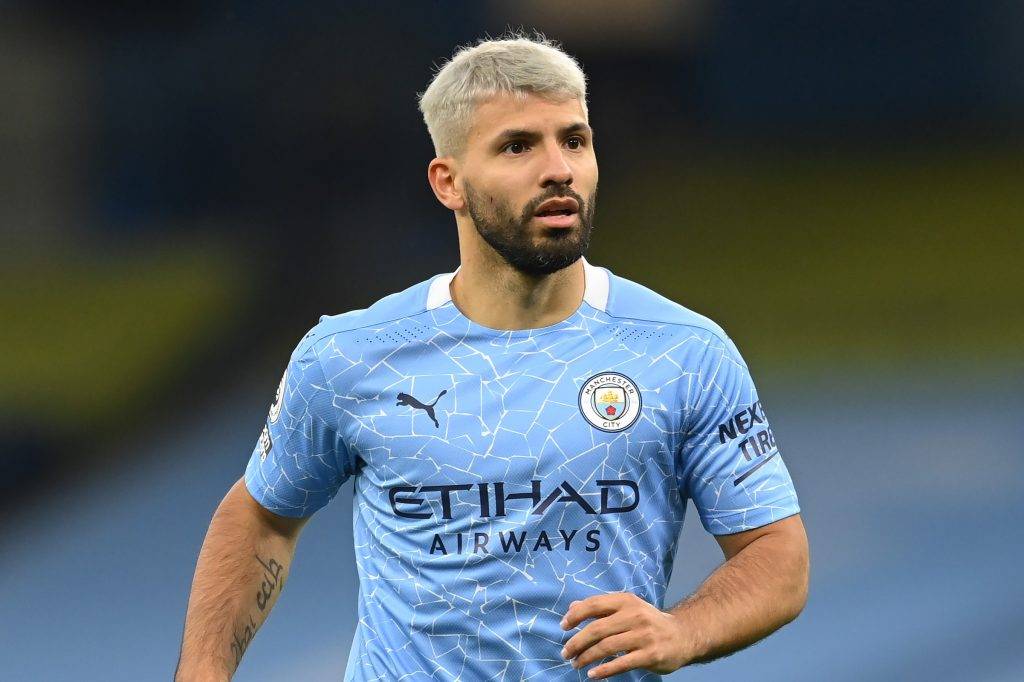 Sergio Aguero and an affection for football
