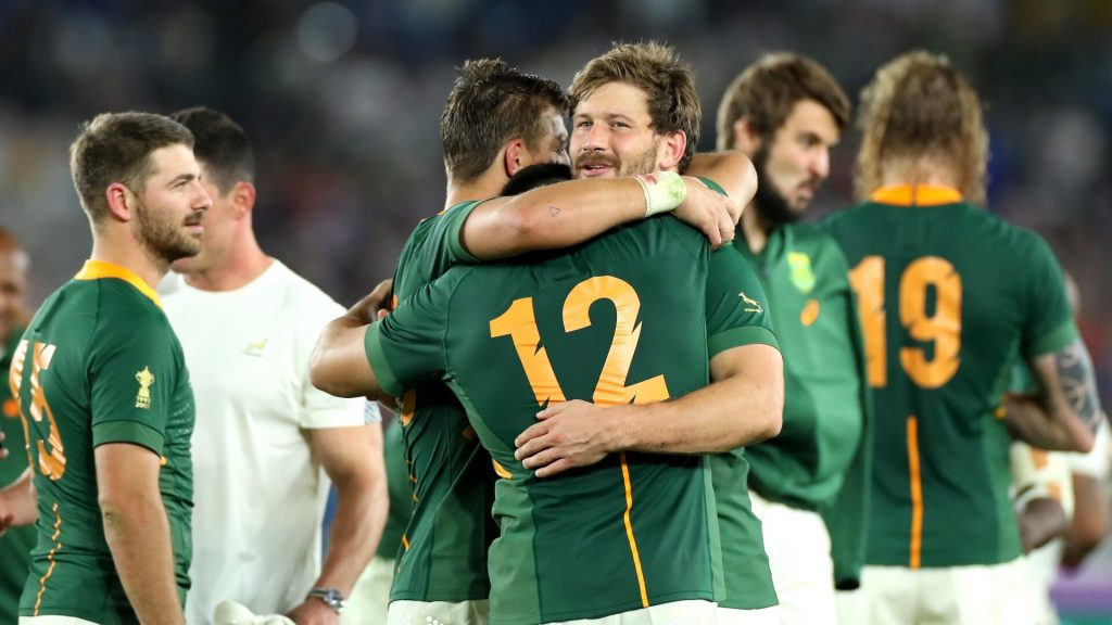 Springboks 2nd stringers good enough to beat Lions