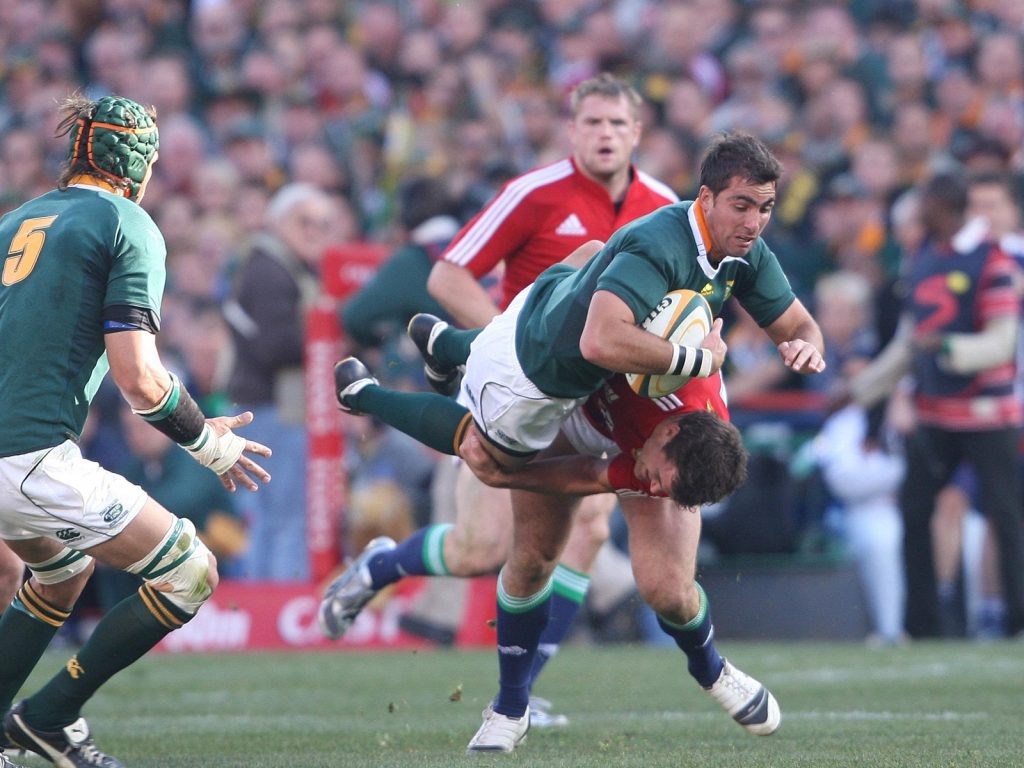Investing in experience over youth will win Boks the Lions series