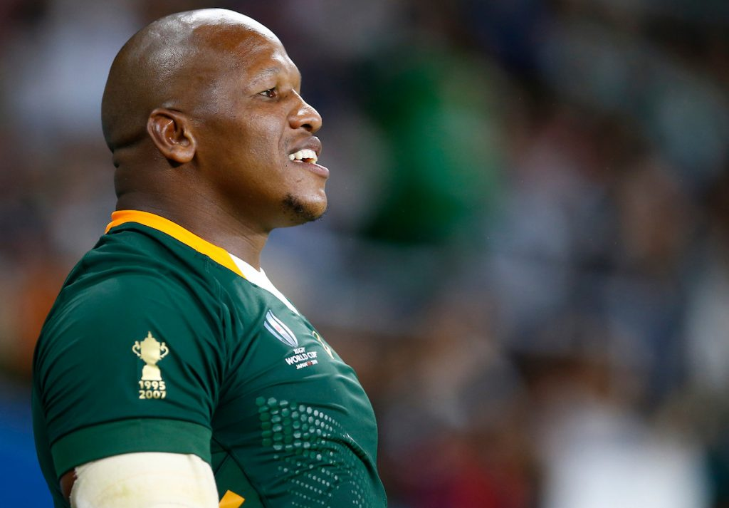 Springbok hooker pairing the strongest in world rugby