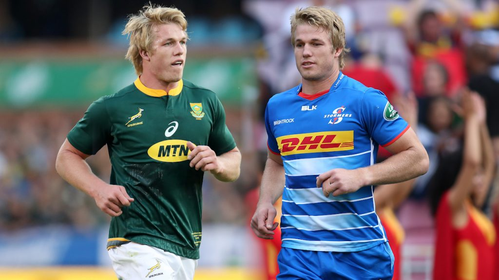 Delight as Pieter-Steph du Toit lasts in SA's Rainbow Cup opener