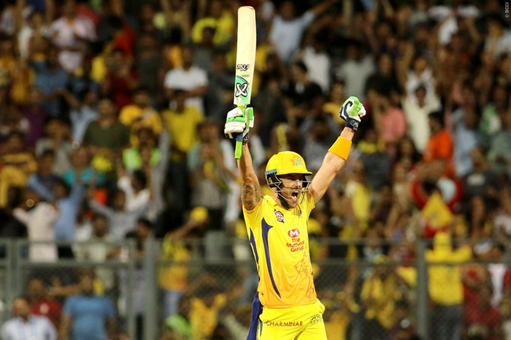 Faf du Plessis & Proteas old guard on fire in IPL