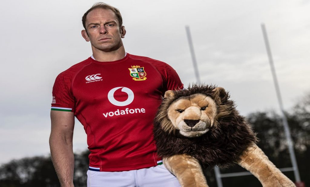 South Africa's giants will tower over Gatland's hobbits