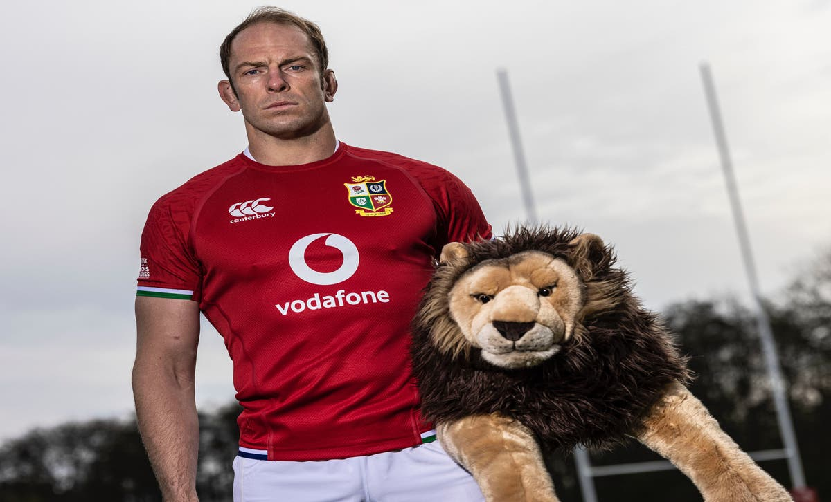 South Africa's giants will tower over Gatland's hobits