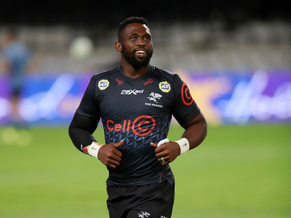 King Kolisi's talking must be his rugby