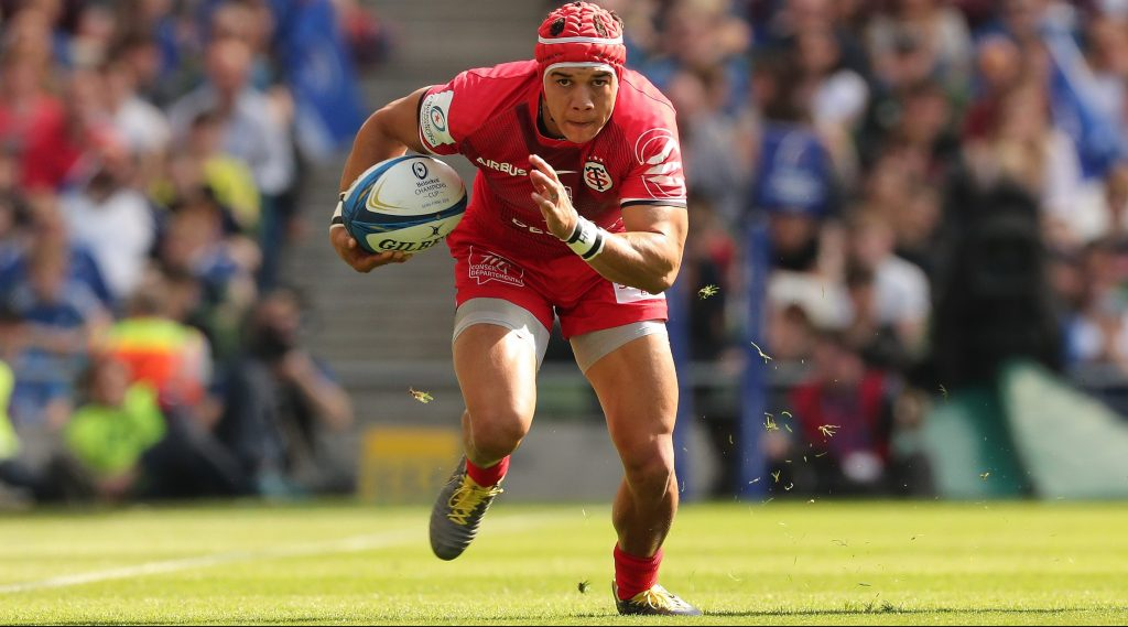 Kolbe's Toulouse tops in Europe as final sees red