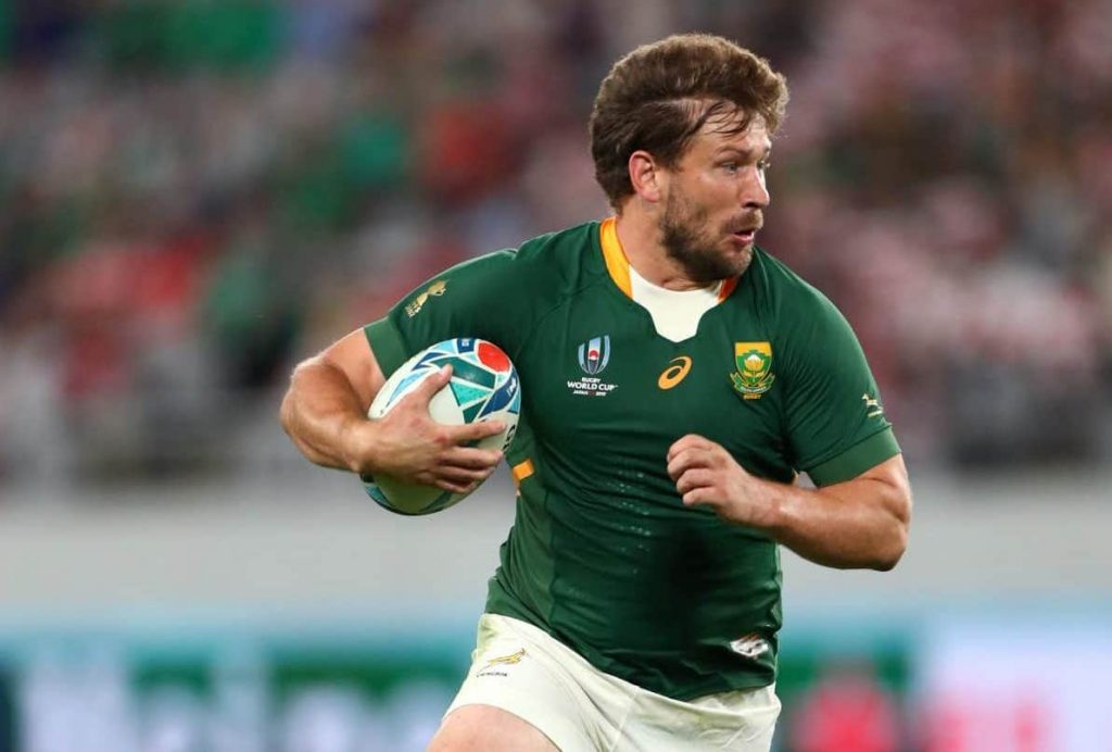 Frans Steyn to fire in starting lineup