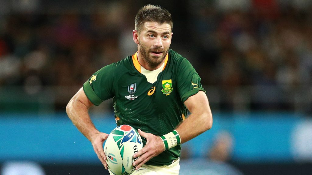 Willie le Roux is HUGE for the Springboks