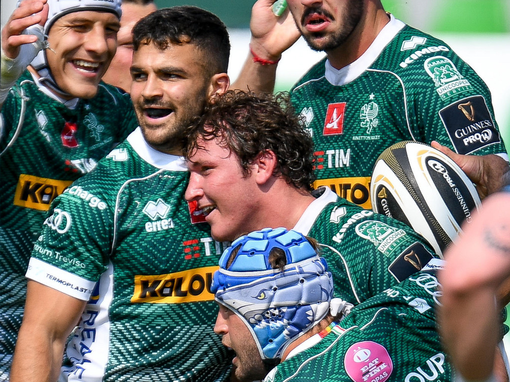Benetton butcher Bulls in wake up call for South African rugby