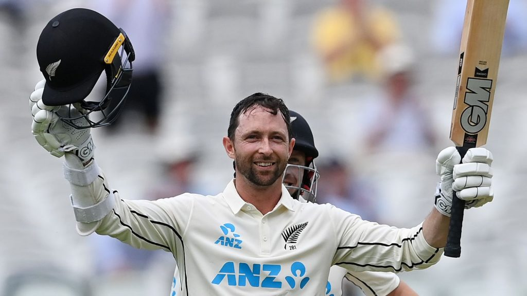 South Africa's Kiwi Devon Conway is the lord of cricket