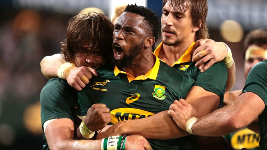 Siya Kolisi must captain the Springboks against the Lions