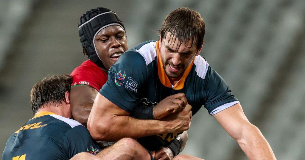 Etzebeth immense as South Africa down Lions