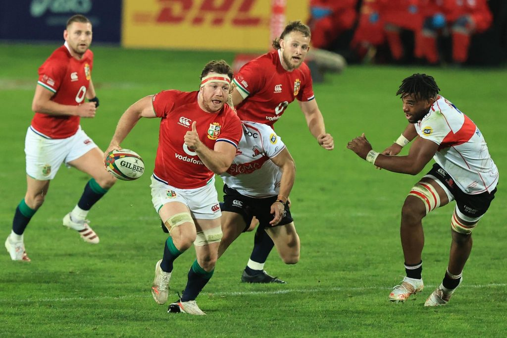 Hamish Watson will be huge for the Lions cause