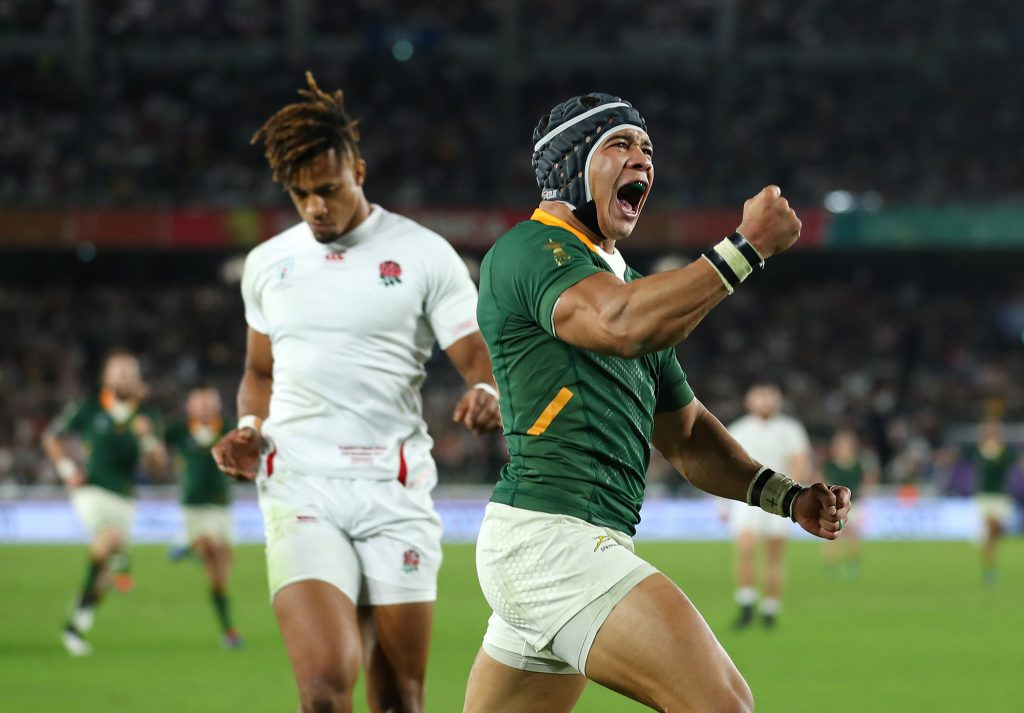 Kolbe's back in Cape Town for unofficial fourth Test against Lions