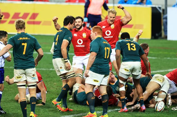 Bok coaches: You got it wrong Jacques & Rassie & you took a beating