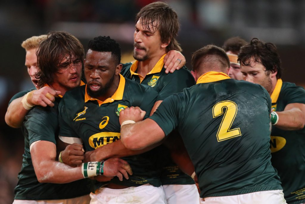 And on this 'good' Friday the Springboks play again!