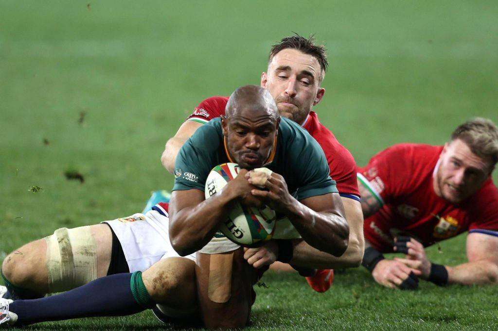 Never change the DNA of what makes the Springboks world champions