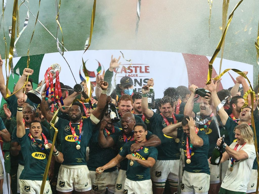 South Africa, this Springbok win was bigger than the World Cup