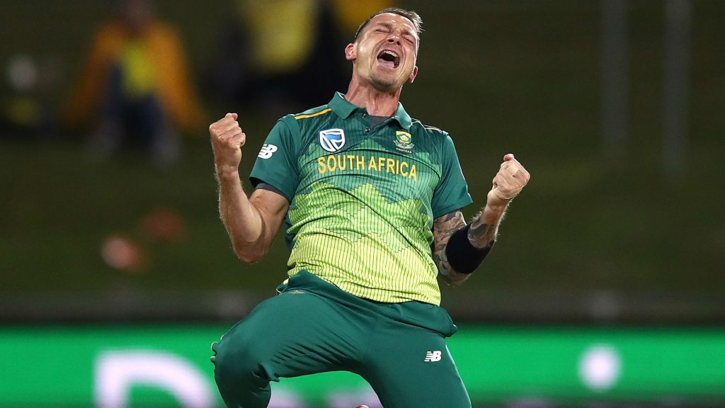 Super Steyn strikes like no other fast bowler in final send-off