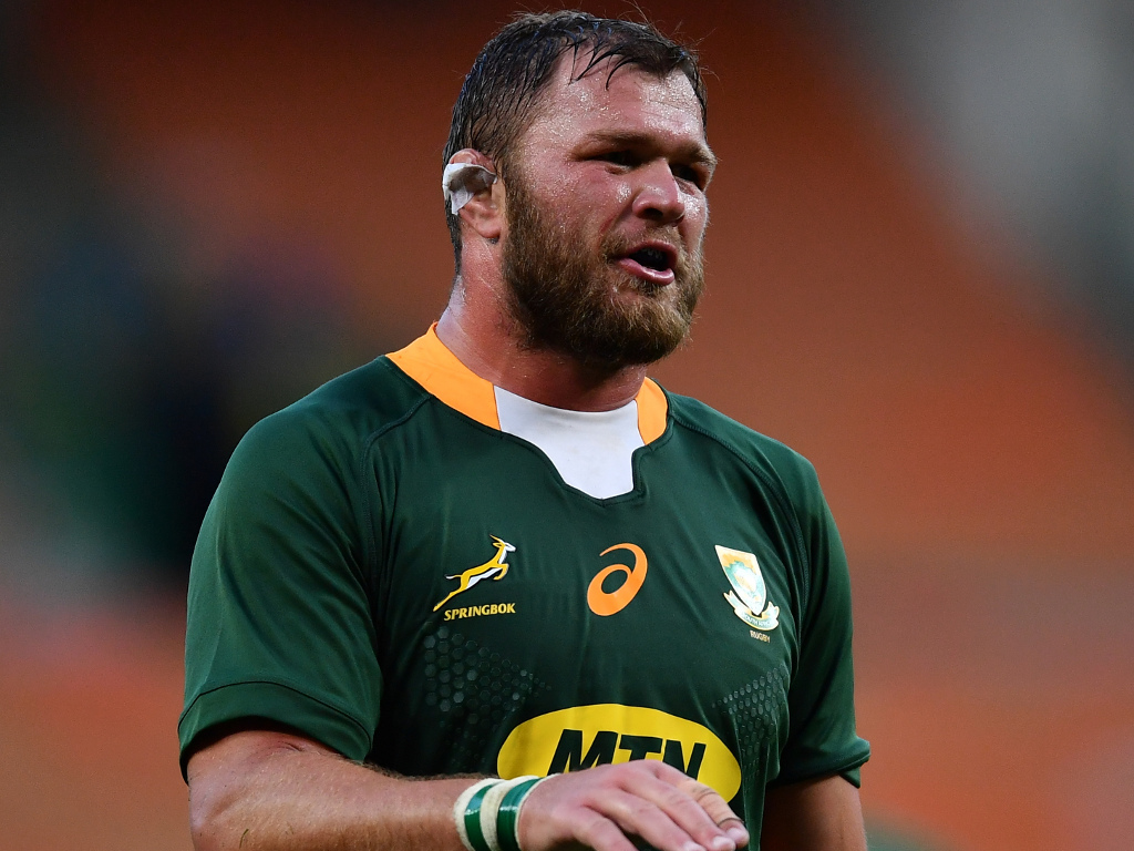 Duane to dominate on return to Test rugby