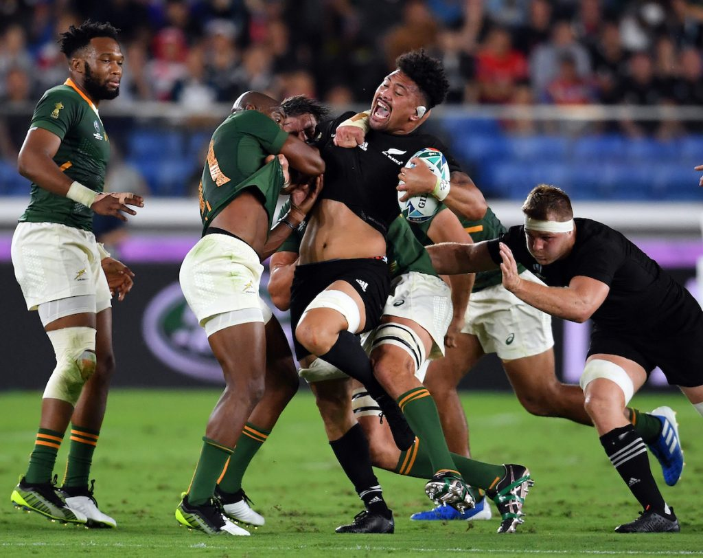 Buckle in for the Boks Rugby Championship extravaganza