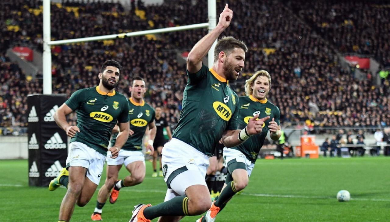 Why I am backing battle-weary Boks to beat the All Blacks - Keo.co.za