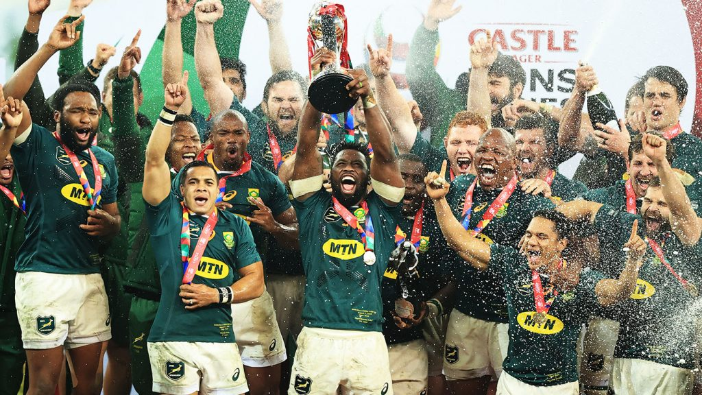 There is beauty in this beast of a Boks team