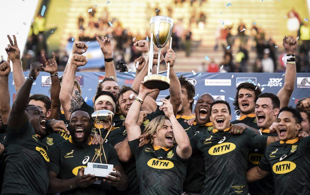 Rugby Championship stars are aligned for Siya's Springboks