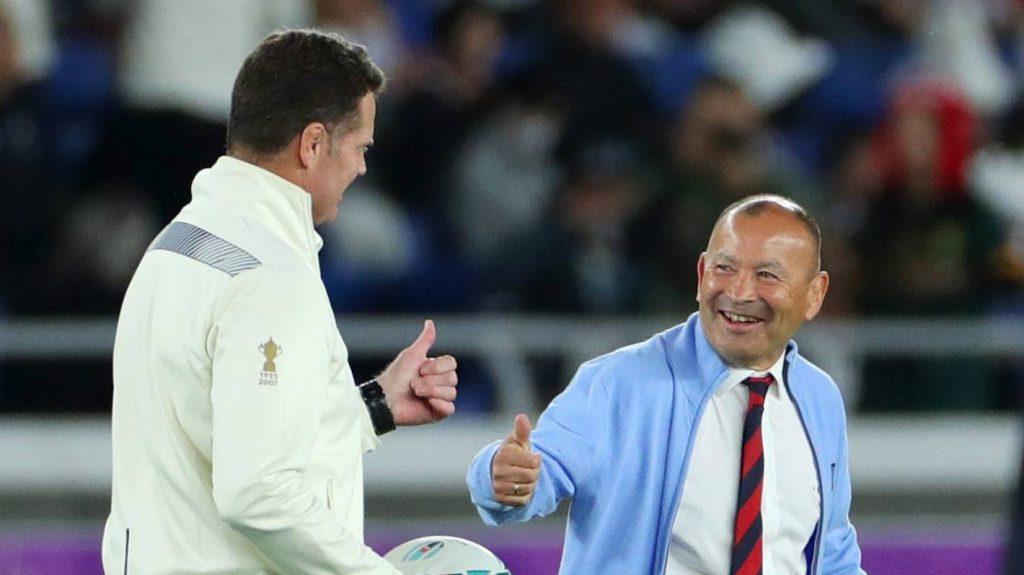 Rassie latest: World Rugby silent as Eddie Jones moans
