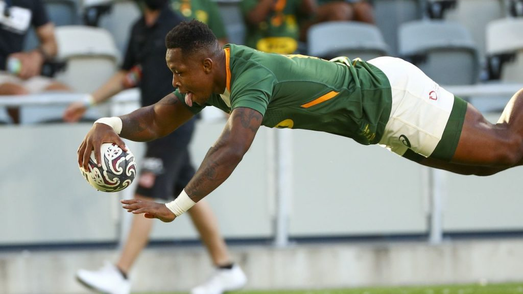Come on South Africa, stop the Bok bashing
