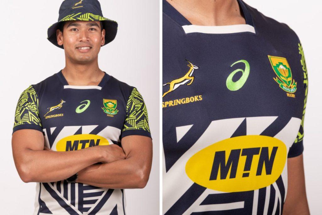 Springboks 'special edition' jersey shocker