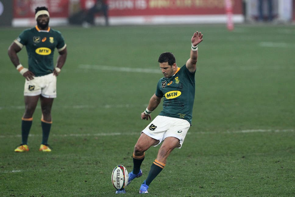 Thank you Morne, for the mercurial boots & magnificent Test career