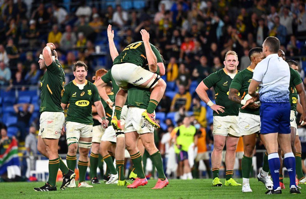 Springboks win felt like World Cup final all over again