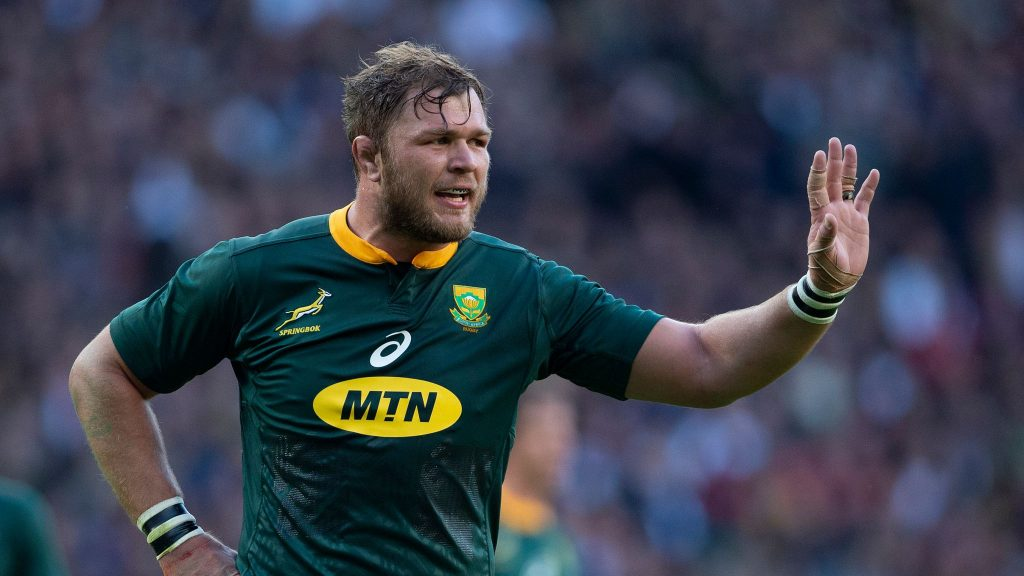 Hands off the World Cup-winning Springboks oldies