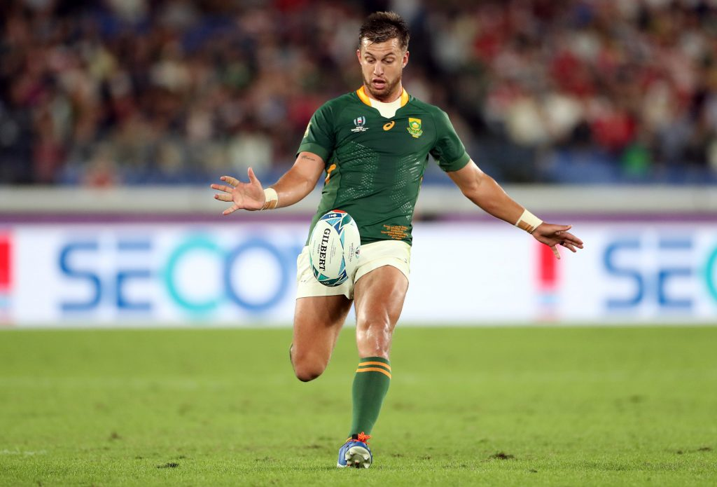 Springboks by 5 - and it won't be pretty